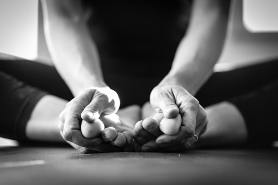 Pour Carine, l'Ayurvéda a toute sa place dans la pratique du Yoga