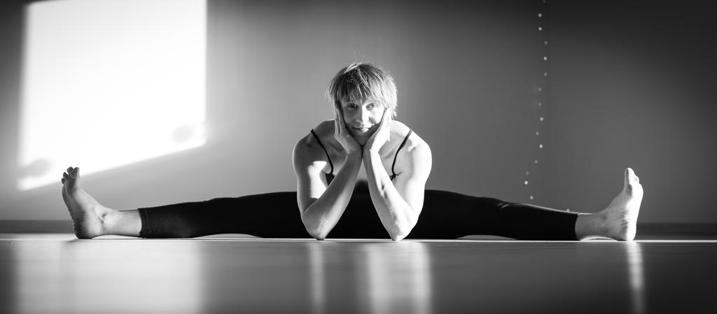 Carine Samsou, prof de Yoga certifiée
